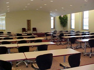 O'Shea Conference Room  -- Classroom Style