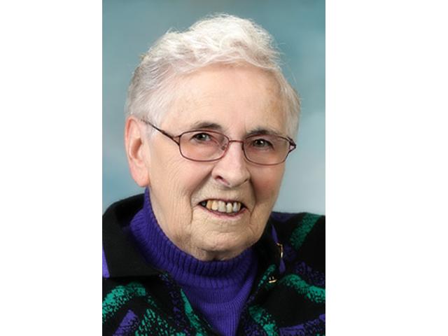Sister Patricia Connolly