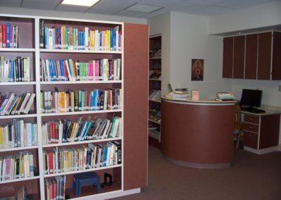 St. Elizabeth Ann Seton Library