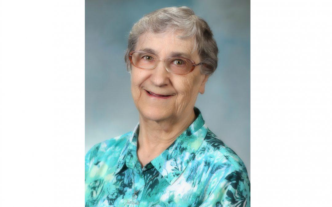Sister Jane Albert Mehrens