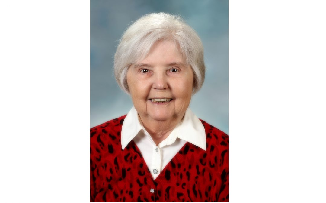 Sister Mary Sharon Verbeck