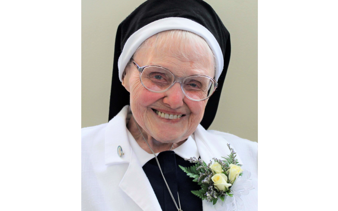 Sister Mary Vincent Fritton