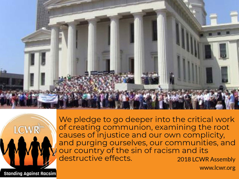 Week 3: Standing Against Racism
