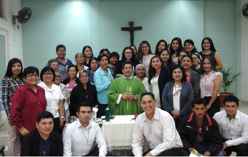Vincentian volunteers consecrated