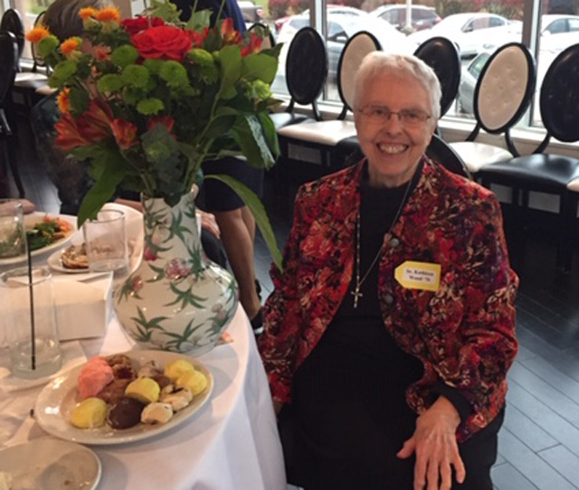 USM alumni honor Sister Kathleen