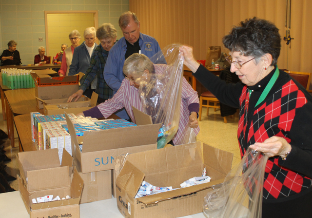 Prison ministry extends reach with seasonal gifts
