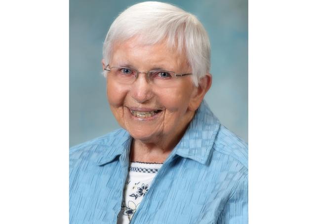 Sister Mary Patricia Kielty