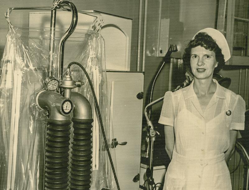 Two hospitals mark anniversaries