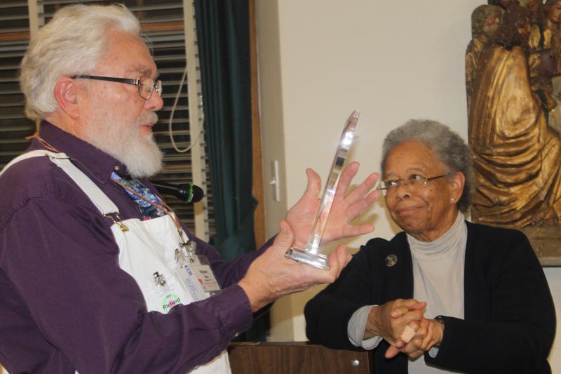 Inaugural award presented