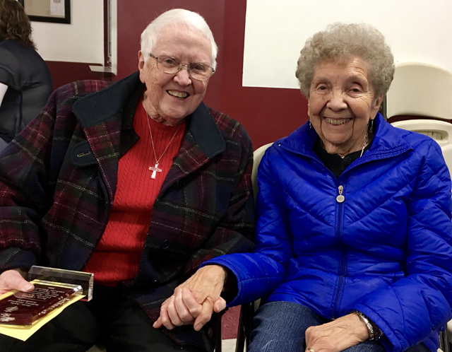 Scholarship honors Sister Anita