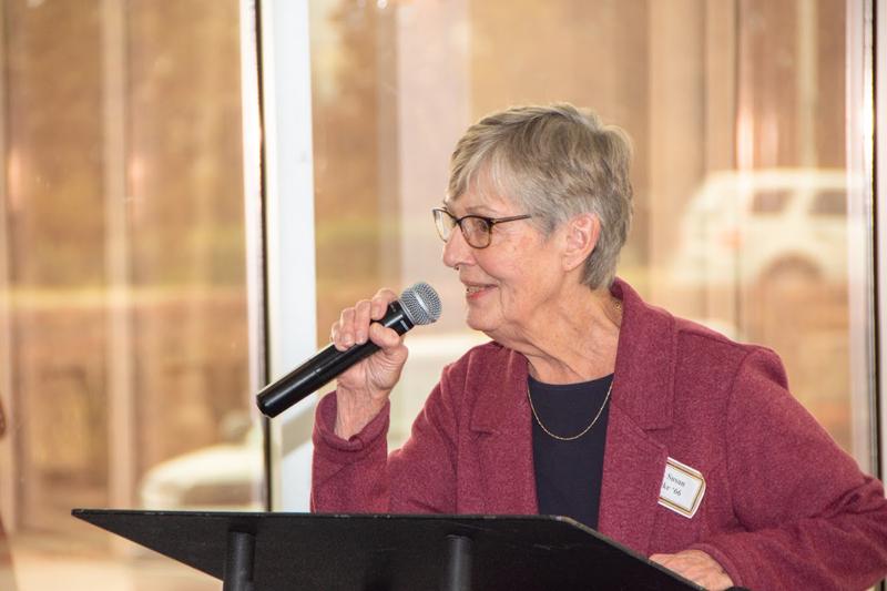 KC alums recognize Sister Susan