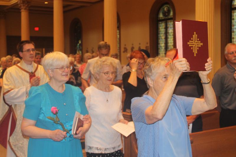 Sister Ann marks 25th jubilee