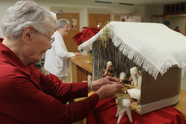 Different cultures Christmas program focus